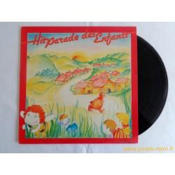 """""""Hit parade des enfants"""" disque 33T"""