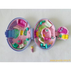 Licorne Unicorn meadow Polly Pocket 1995