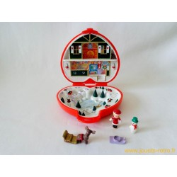 Christmas Polly Pocket 1989