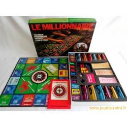 Le millionnaire - jeu Nathan 1974