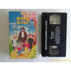 Melodie du Sud VHS Disney