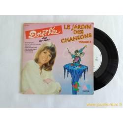 Dorothée Le jardin des chansons vol 5 - 45T Livre Disque vinyle
