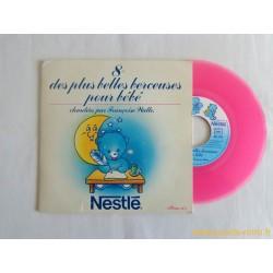 8 des plus belles berceuses pour bébé album n°1 Nestlé - 45T disque vinyle