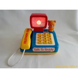 Téléphone écran TOMY