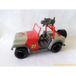 Jeep Bush Devil Tracker Jurassic Park 1993