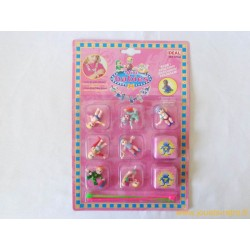 """Mini Babies"" blister 9 figurines NEUF"