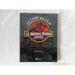 """""""Le monde Perdu Jurassic Park"""" le livre du film"""
