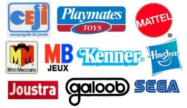 playmates toys, mattel, kenner, mb, hasbro, sega, galoob, miro vintage